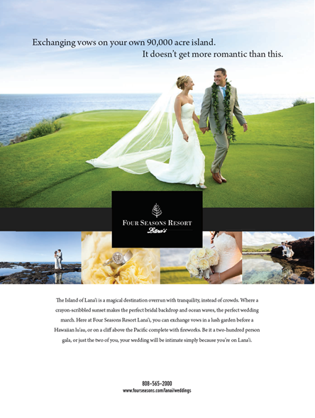 Four Seasons Lanai Weddings Ad_v2
