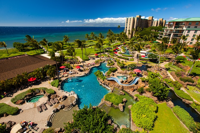 Honua Kai Resort & Spa Aquatic Playground