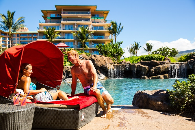 Honua Kai Resort - Couple by Pool, Team Vision