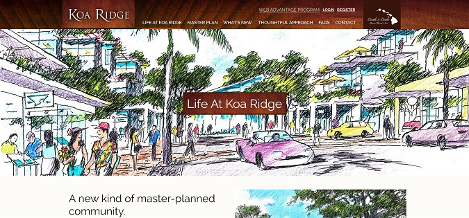 Koa Ridge Web Design