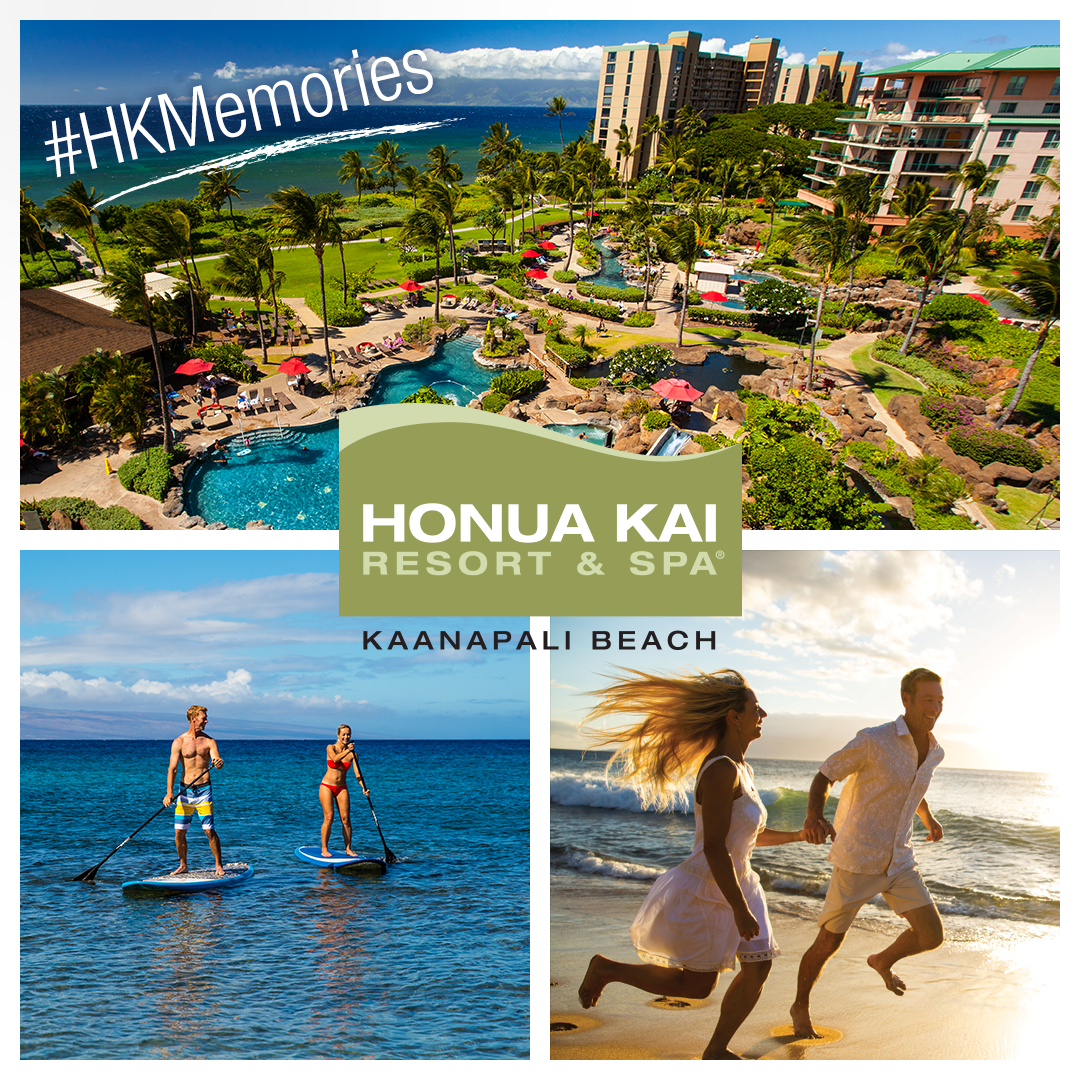 Honua Kai Resort Social Media #HKMemories Campaign