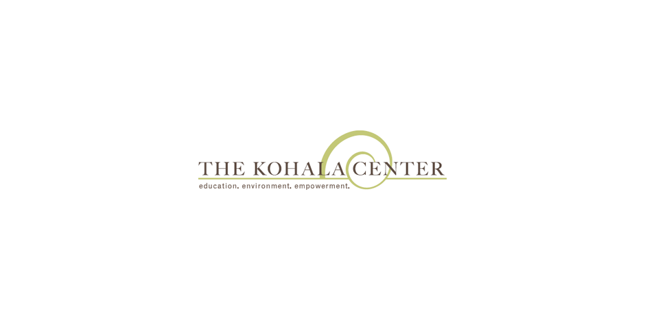 Hawaii Logo Design, Kohala center, logo designers, logos, Honolulu, Advertising, Marketing, Team Vision marketing