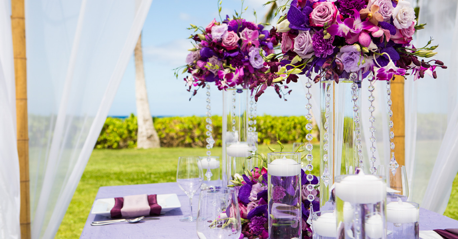 Paradise Cove, Koolina, Beach, Wedding Photography, Wedding Photoshoot, Branding, Table Setting