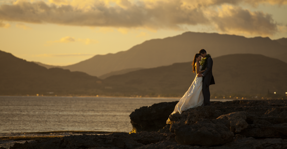 Paradise Cove, Koolina, Beach, Wedding Photography, Wedding Photoshoot, Branding, Sunset Wedding, Hawaii