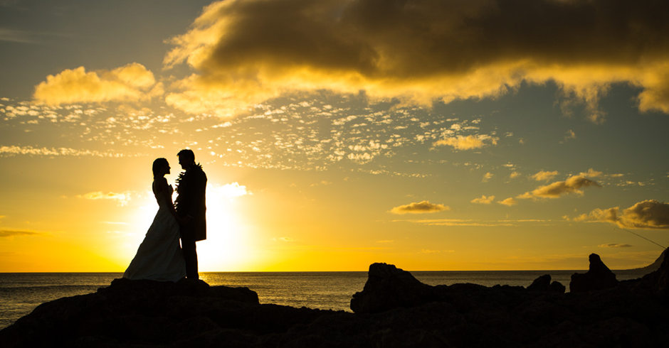 Paradise Cove, Koolina, Beach, Wedding Photography, Wedding Photoshoot, Branding, Sunset Beach Wedding, Oahu