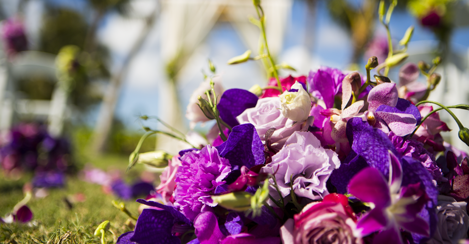 Paradise Cove, Koolina, Beach, Wedding Photography, Wedding Photoshoot, Branding, Flowers