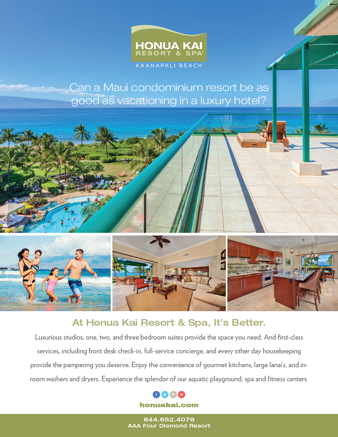 Honua Kai Resort and Spa, Print Advertising