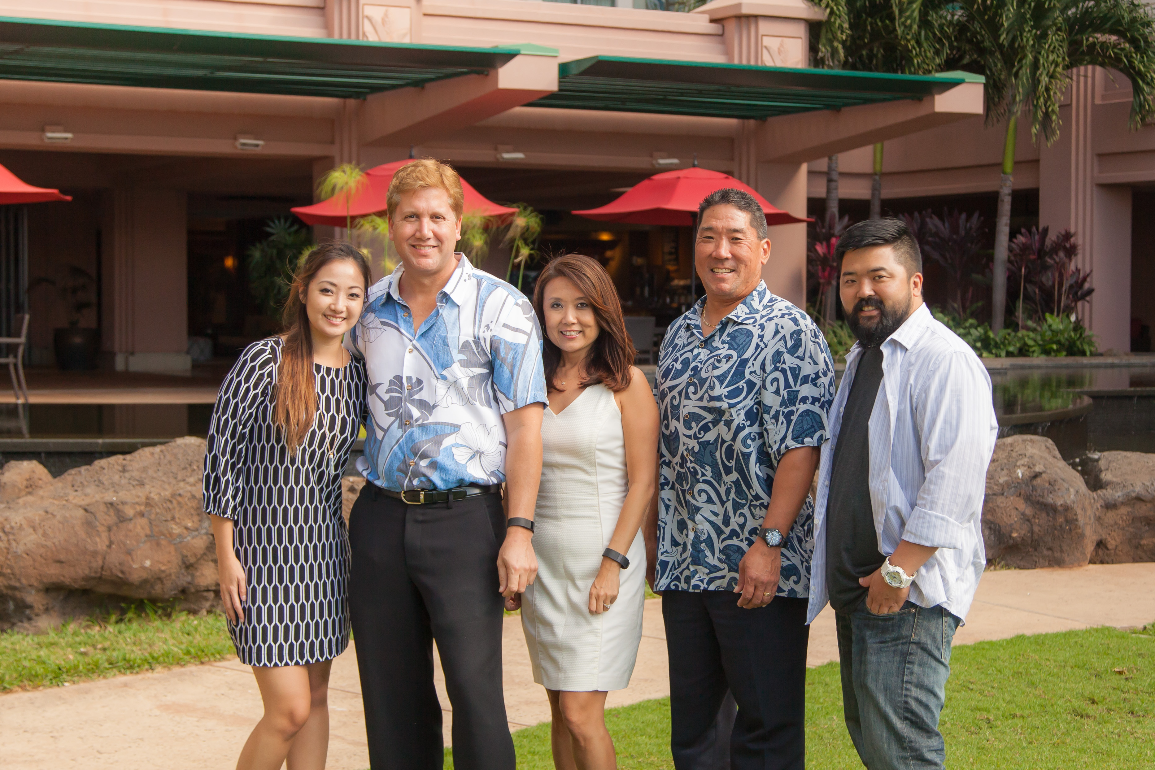 Team Vision Hawaii Marketing Agency Team