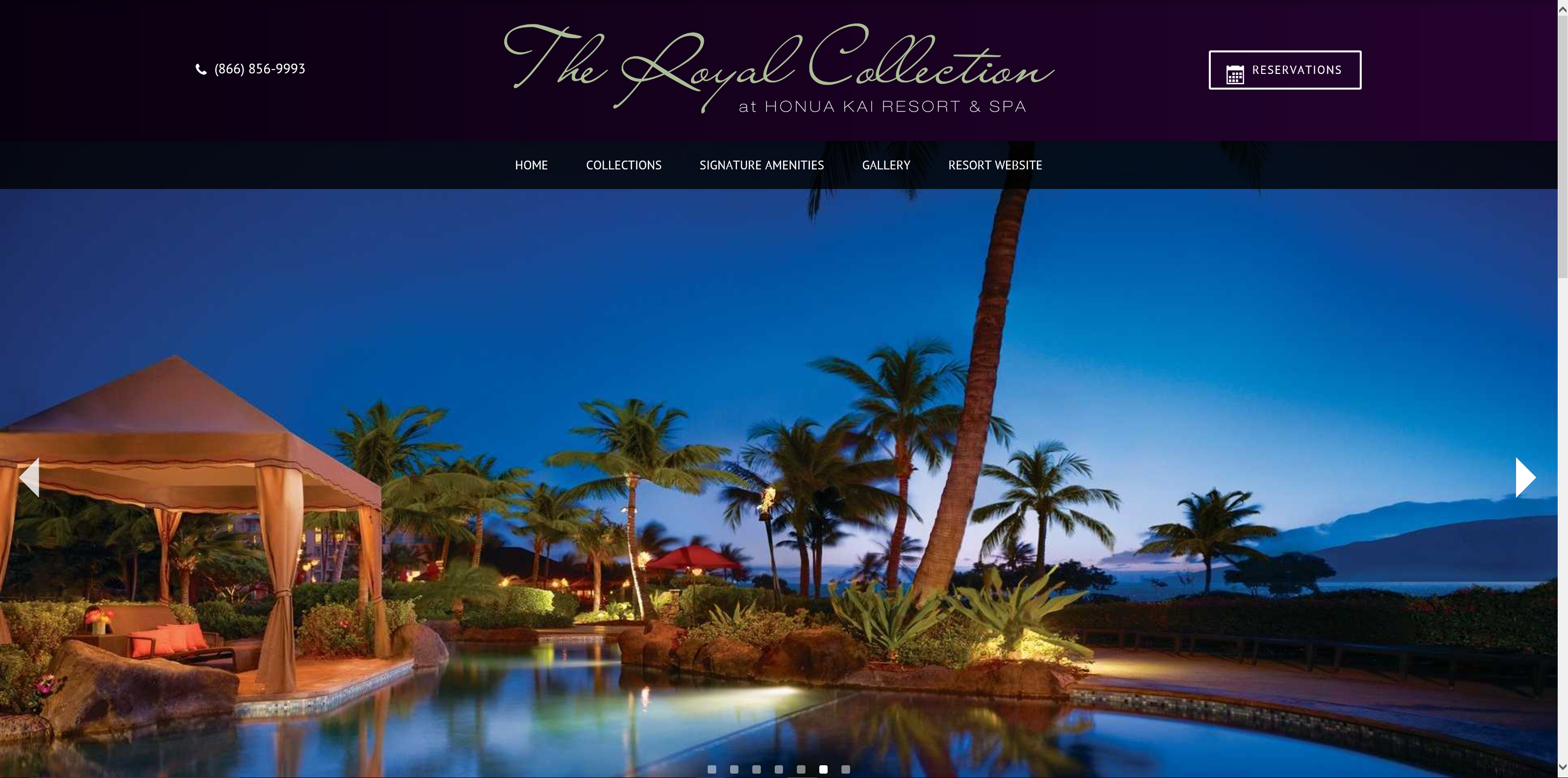 Royal Collection, Honua Kai, Maui, Hawaii, Advertising Agencies