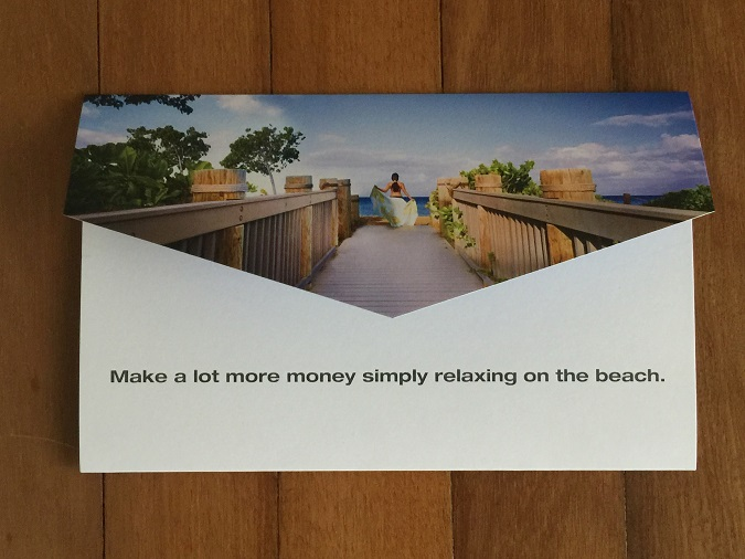 Honua Kai Real Estate Mailer Cover