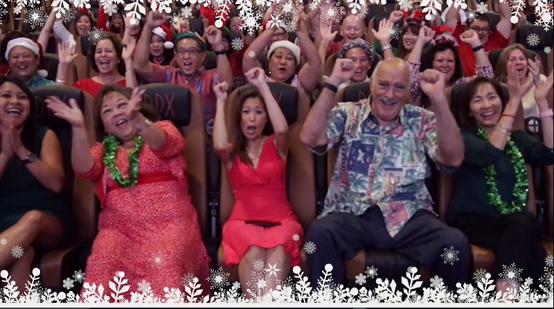 2016 Holiday Video Castle & Cooke Hawaii