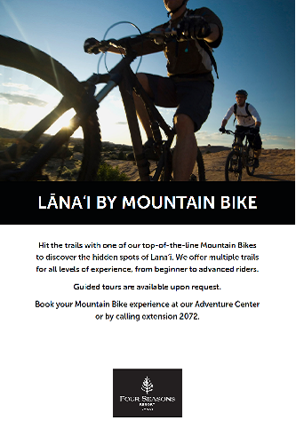 Four Seasons Mountain Biking