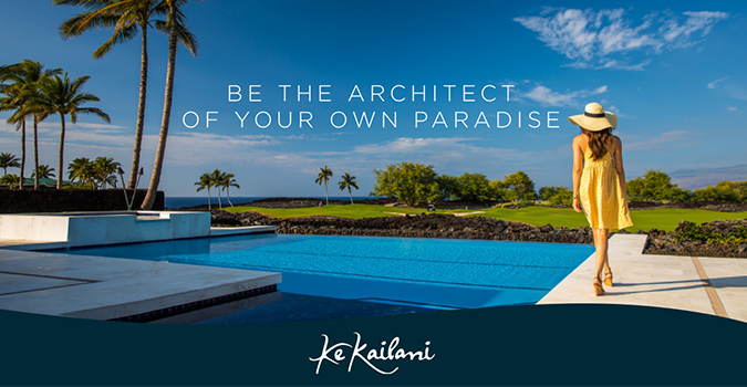 Online Marketing, ad banners, google, advertising, integrated marketing, Honolulu, ad agencies, Team Vision marketing, Ke Kailani, luxury real estate