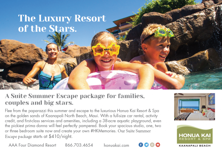 Print ad, Honua Kai Resort, ad agency, Honolulu, Hawaii, Team Vision, marketing