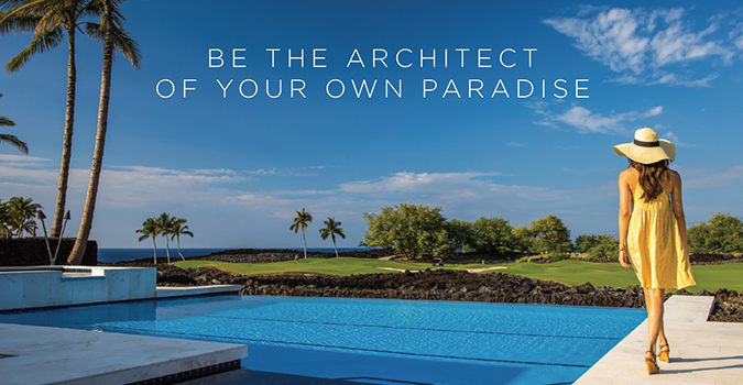 Ke Kailani, Print Ad, Print Ad Design, Big Island Advertising, Luxury Real Estate