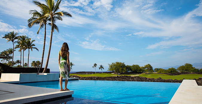 Ke Kailani, Big Island, Photography, Photoshoot, pool, luxury real estate