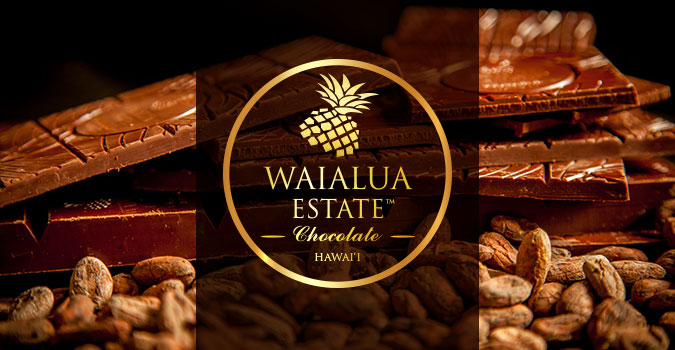 Hawaii Logo Design, Hawaii Logo Designs, Branding, Branding Agency, Advertising, Waialua Estate Chocolate