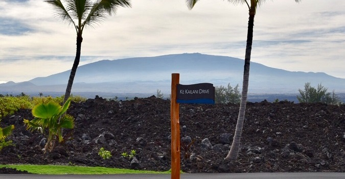 Hawaii Sign Design, right of way singnage, branding, graphic design, Team Vision Marketing