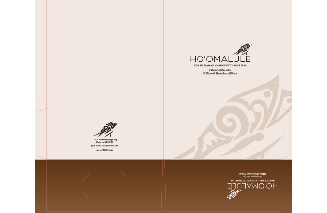 Hawaii ad agencies, Brochure Design, Hawaii, Advertising, Branding, Graphic Design, Team VIsion Marketing