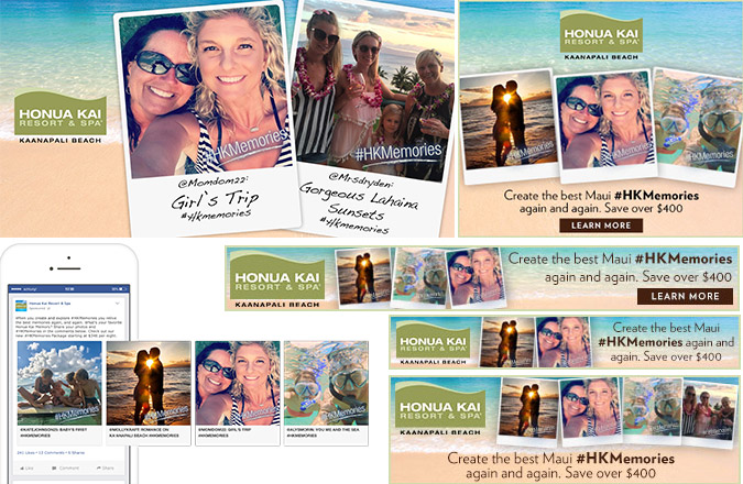 Honua Kai Resort & Spa, Digital Marketing, Online Marketing, Team Vision Marketing Agency, Social Media Marketing, Maui
