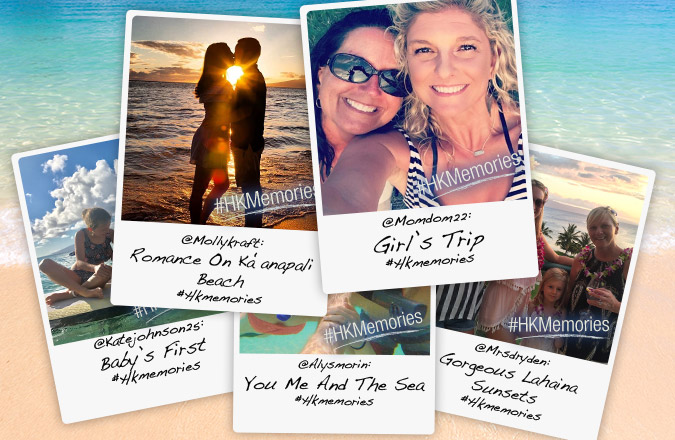 Honua Kai Resort & Spa, Maui Resort, Luxury Resort, Digital Marketing Campaign, Customer Reposts