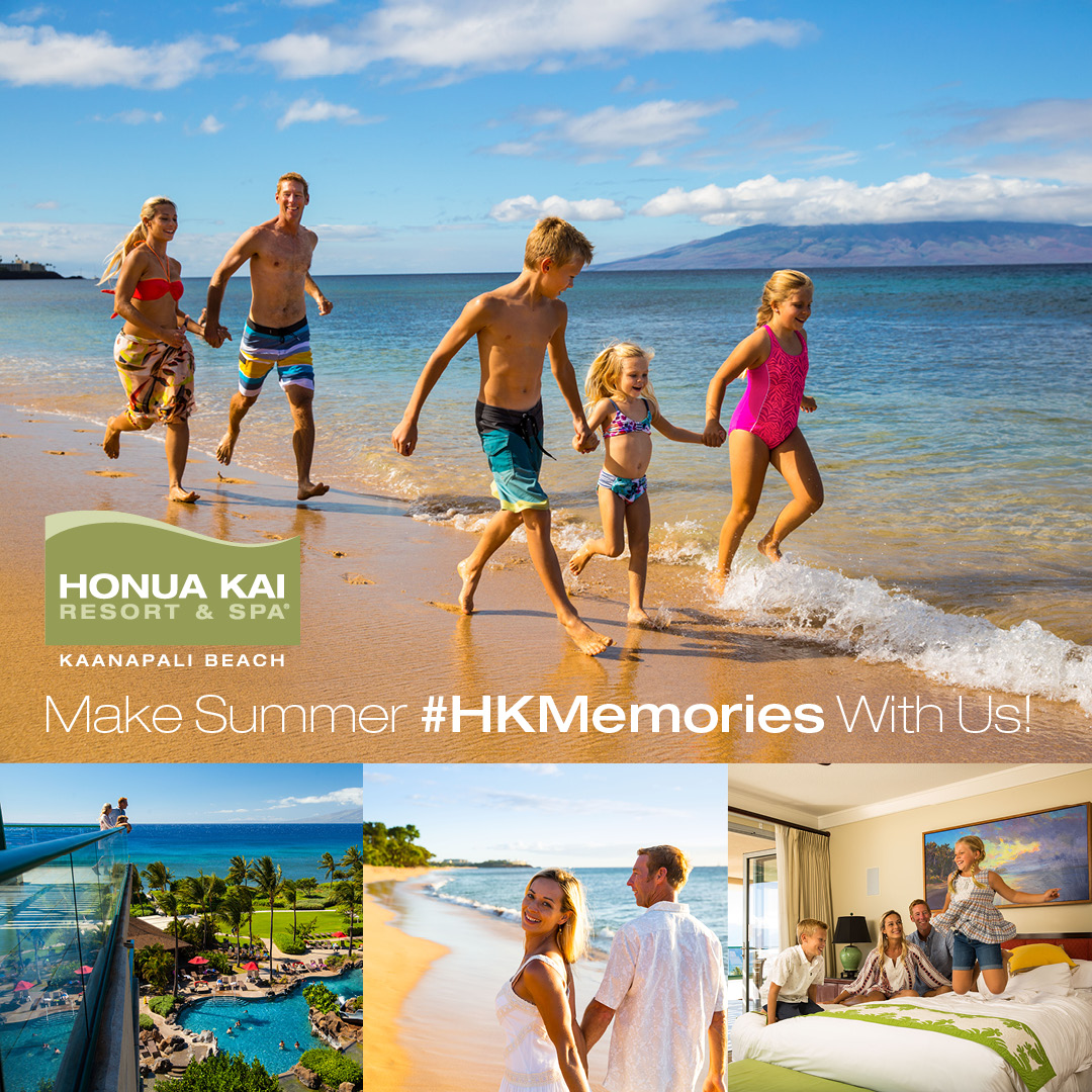 Maui social media marketing, maui marketing, luxury resort, Honua Kai, Team Vision Marketing, instagram ad, facebook ads