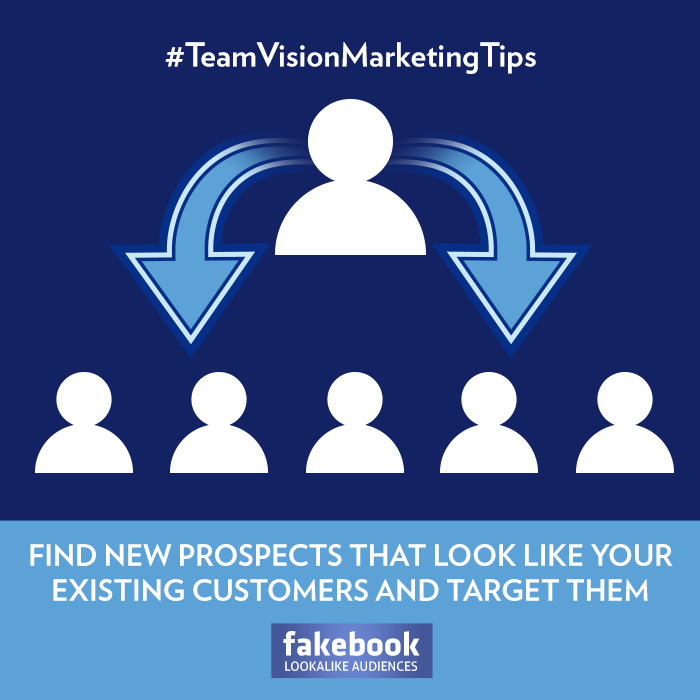Facebook Advertising – Lookalike Audience Marketing