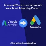 Google AdWords is Now Google Ads – Same Great Advertising Tools