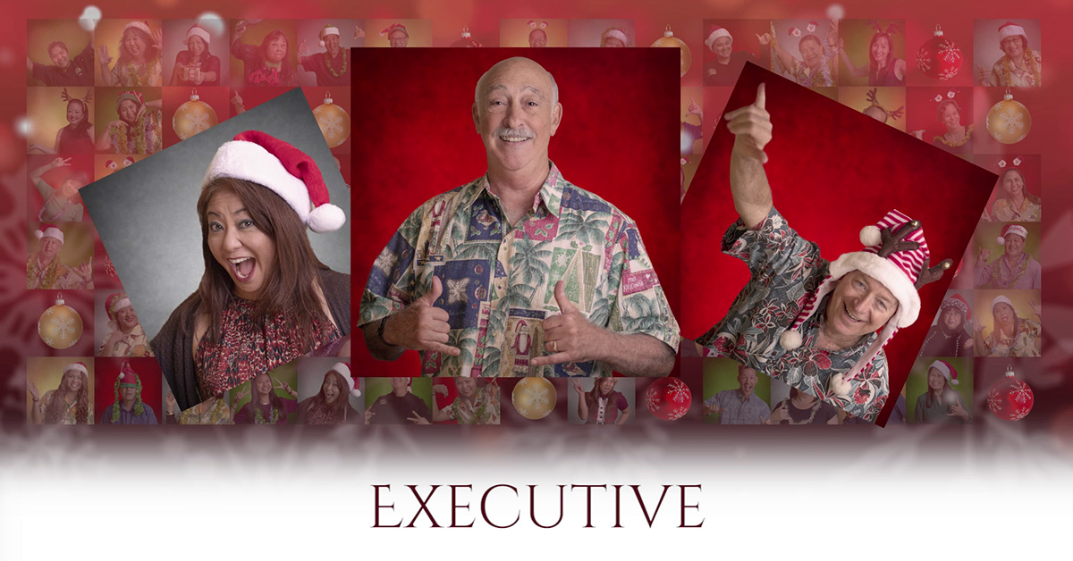 Hawaii social media, social media management, Castle & Cooke Hawaii, Christmas countdown, Team Vision Marketing