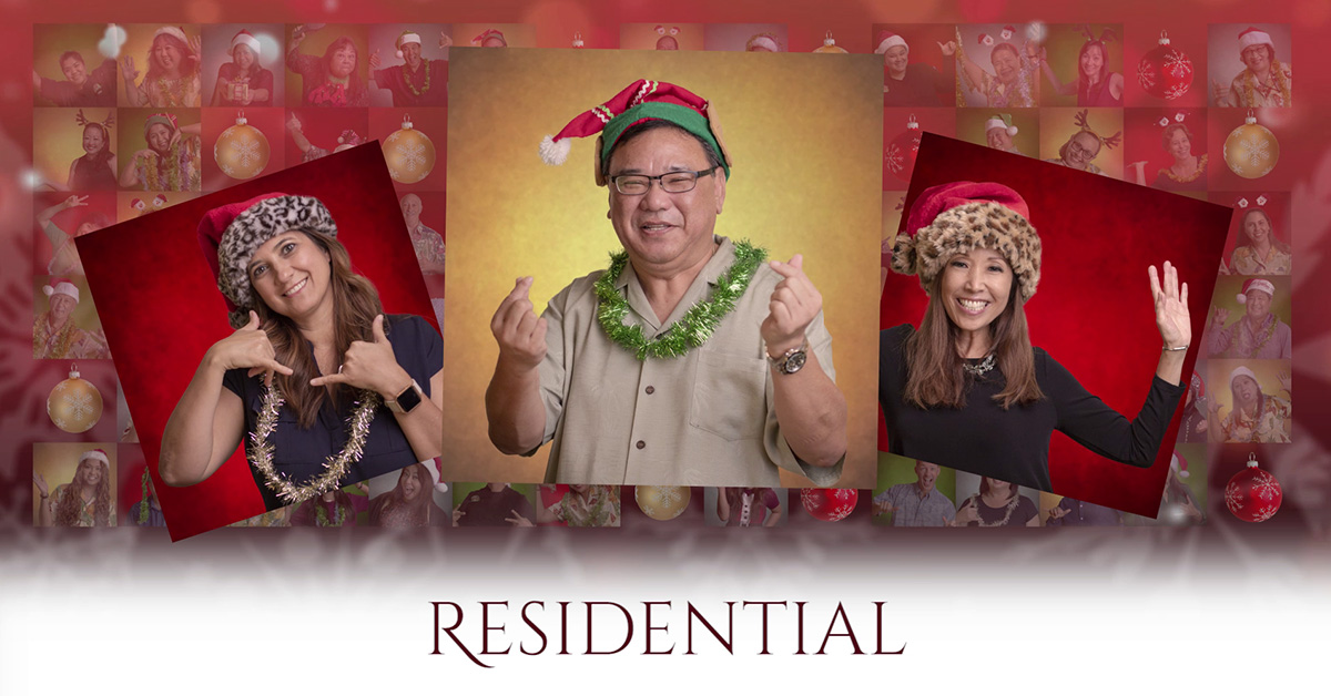 Hawaii Real Estate Marketing, Real Estate Marketing, Social Media Campaign, Team Vision Marketing