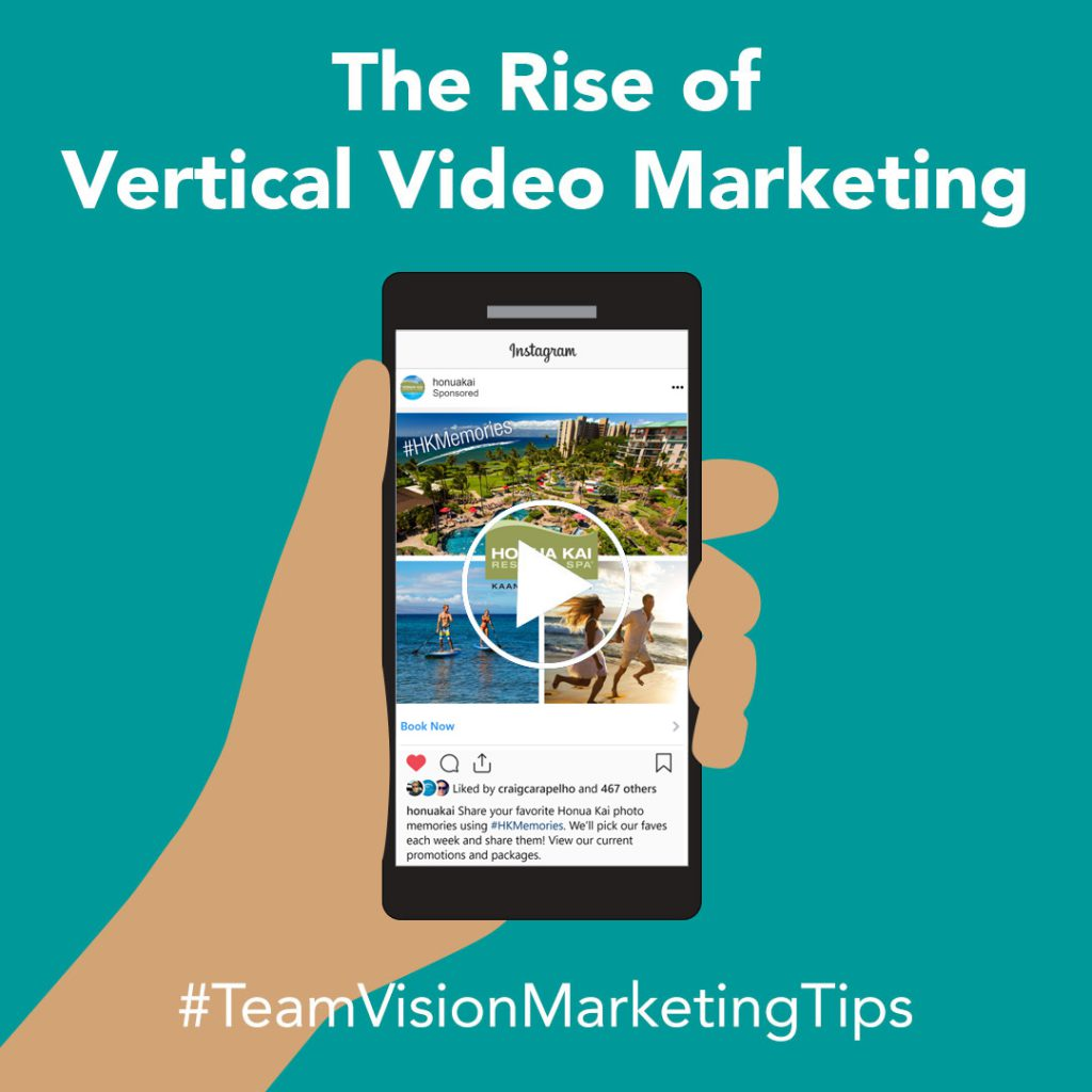 The Rise of Vertical Video Marketing