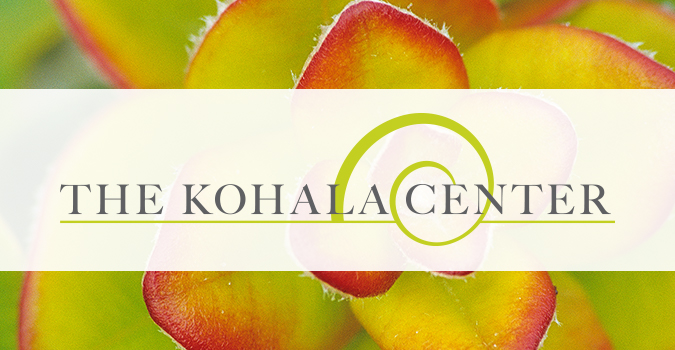 The Kohala Center, Big Island, Hawaii, Branding, Logo Design, Hawaii Logo Design