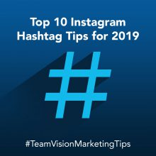 Top 10  Instagram Hashtag Tips for 2019