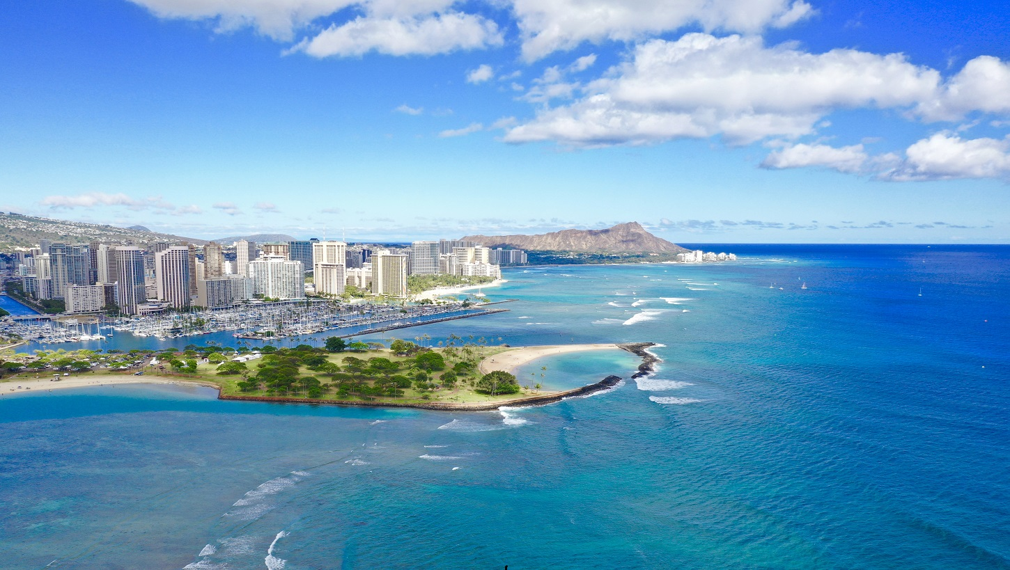 Commcerical Drone Photographers, Hawaii, Drone Video, Honolulu Drone Photographer, Advertising Agency, Team Vision Marketing