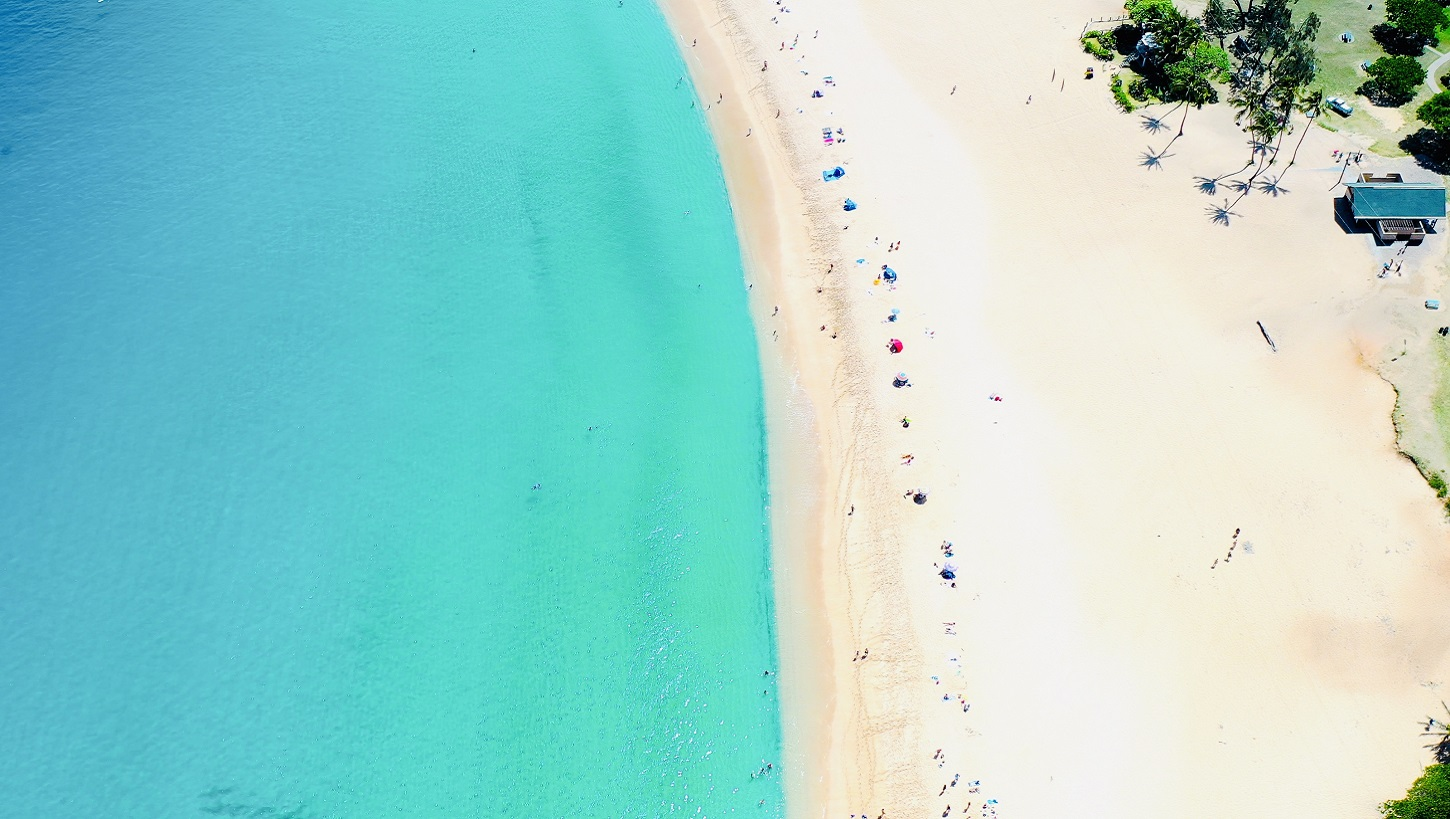 Hawaii Drone Photographers, drone photography, Waimea Bay, Honolulu, Hawaii, Advertising Agencies