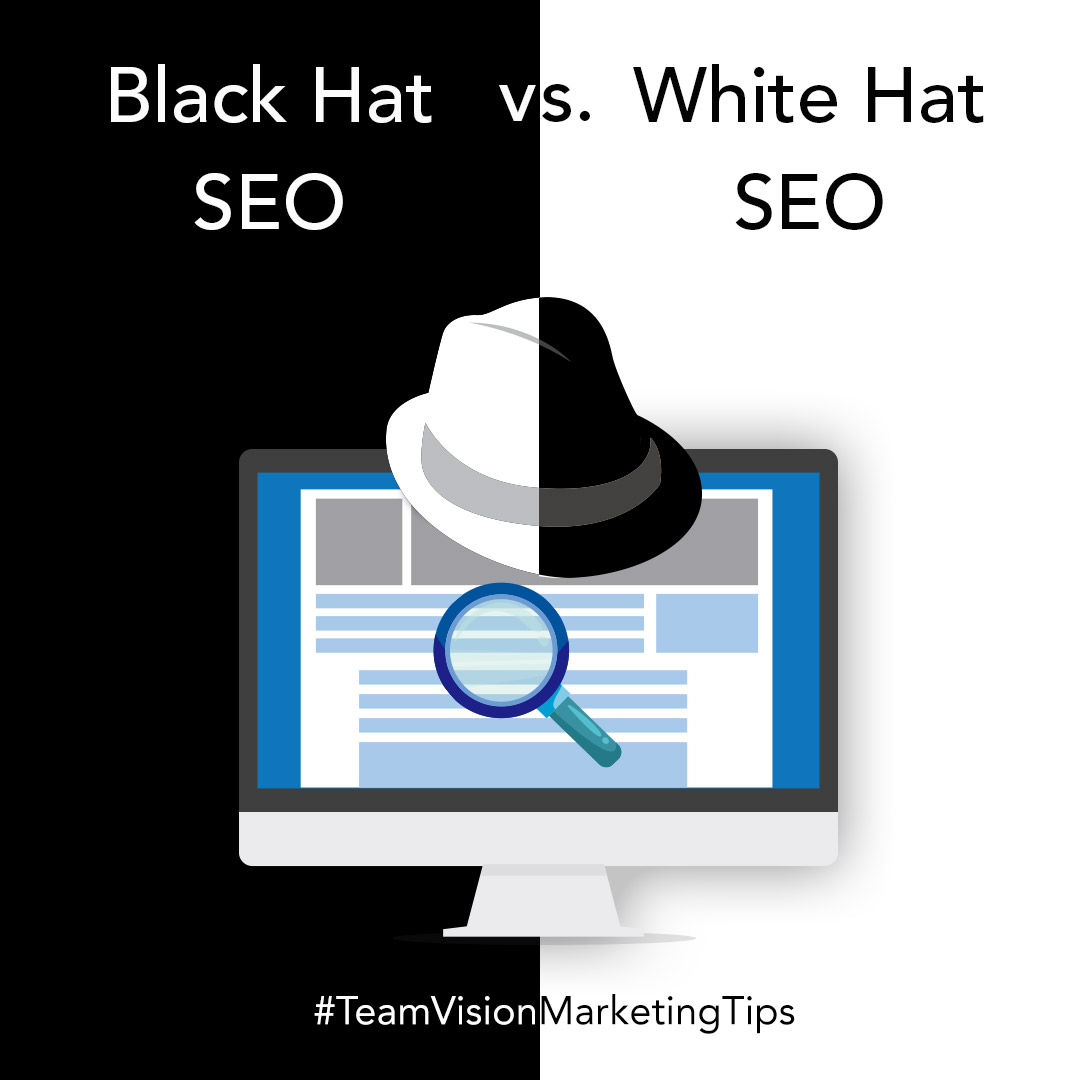 Know The Common Difference: Black Hat SEO vs. White Hat SEO