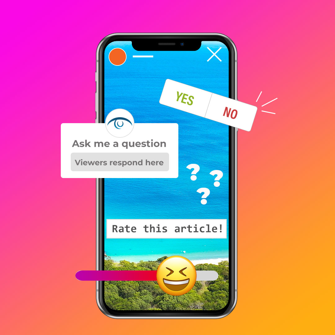 Top 10 Instagram Story Sticker Tips